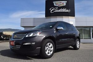2015 Chevrolet Traverse AWD 1LT