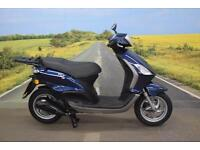 Piaggio Fly 125 **Learner Legal, Low Mileage, Rack**