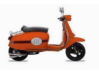 Scomadi Scooter 50cc