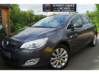 2010 VAUXHALL ASTRA 1.6 SE 5DR - LOW MILES - FULL VAUXHALL S/HISTORY - BIG SPEC