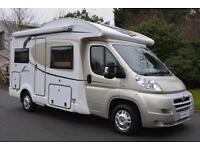 2011 BURSTNER IXEO TIME 585 4 BERTH LOW PROFILE MOTORHOME FOR SALE