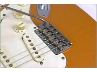 Mike Smith Guitars Strat. Made in UK. Former Fret King Master Builder. Fender style