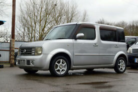2006 (55) Nissan CUBE CUBIC 1.4 Automatic 7 Seater MPV