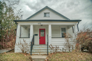 3+1 Bedroom Bungalow with Fin. Basement W/ Sep. Entrance
