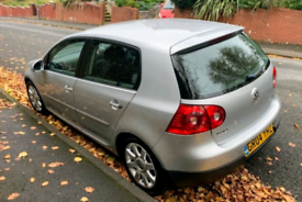 VW GOLF, 2.0 GT-TDi 2004, Manual, NEW 12 M MOT £995