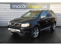 2009 Volvo XC90 2.4 D5 R DESIGN PREMIUM LUXURY WITH REAR ENTERTAIMENT PACK ...