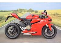 Ducati 1199 Panigale ABS **Brembo Brakes, Seat Cowl, Braided Hoses**