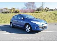 2010 Renault Megane 1.5 dCi Dynamique 5dr (Tom Tom)