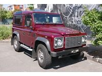 Wanted Land Rover 90 smooth alpine roof