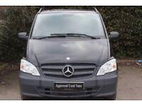 Mercedes-Benz Vito 2.1CDI ( EU5 ) - Long Dualiner 116