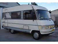 Hymer Mobil 5 Berth B544 A Class Motorhome For Sale
