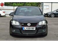 2009 Volkswagen GOLF GTI PIRELLI EDITION 2.0 DSG 51K MILES FSH FULLY SERVICED (D