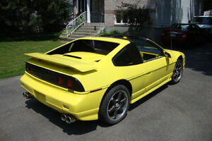 Fiero GT T-Top