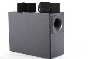 Speaker Bose Hi-Fi NAD Cambridge et Arcam-Speaker Bose (1 sub