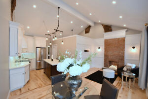 Stunning Central Hamilton home for RENT! Fully Renovated
