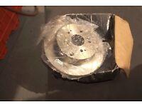 Honda CR-V brake disks
