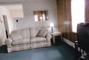 FURNISHED APT TO RENT