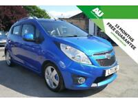 2011 Chevrolet Spark 1.2 LT LOW MILES
