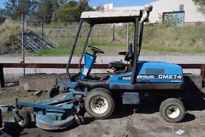 NEW HOLLAND CM274 MOWER Hexham Newcastle Area Preview