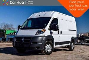 2018 Ram Promaster 2500 High Roof 159 WB|Only 28KM|Backup Cam|Bl