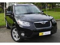 £0 DEPOSIT FINANCE (10) Hyundai Santa Fe 2.2CRDi Premium **1 OWNER** AA WARRANT
