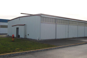 Airplane Hangar for Sale