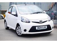 2014 14 Toyota AYGO 1.0 Move 5 Door - Sat Nav - Air Con