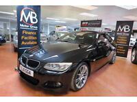 2011 BMW 3 SERIES 320d M SPORT Auto Full Leather Sat Nav Bluetooth Audio