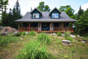 Haliburton Real Estate Team-Cottage on 4 Acres-$589,000