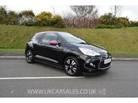 2014 Citroen DS3 1.6 e-HDi Airdream DStyle Pink 3dr