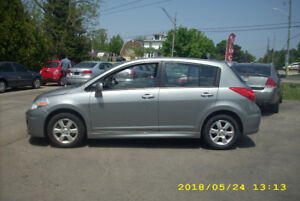 2012 Nissan Versa SL Hatchback