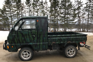 1990 Suzuki Carry 4x4