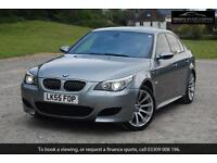 BMW M5 M5 V10 500BHP - ONE FOR THE COLLECTORS, GREY, 42,290 MILES, STUNNING