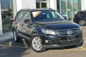 2009 Volkswagen Tiguan Highline 6sp at Tip 4M