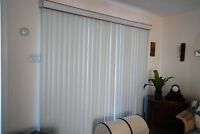 Blinds Patio Door 7 ft. or smaller aluminum MINT condition Ottawa Ottawa / Gatineau Area Preview