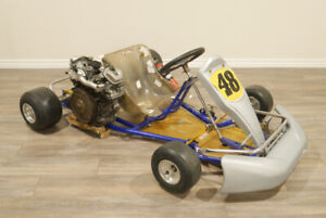 600cc V-Twin Go Kart - $1800 CASH TODAY. I need it sold.