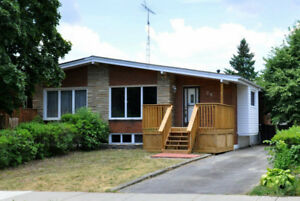 2 Bedroom Basement Rental in Hamilton Central Mountain