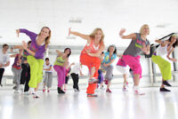 Zumba classes - Hamilton Mountain and Dundas