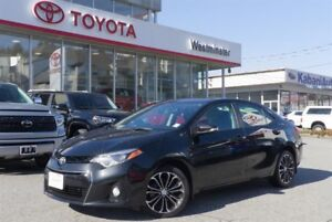 2015 Toyota Corolla S Technology Package