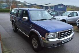 2006 FORD RANGER Pick Up Thunder Double Cab TD 4WD