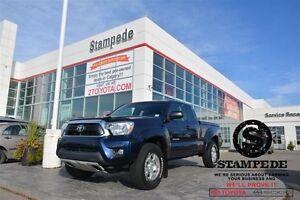 2013 Toyota Tacoma 4WD ACCESS CAB V6   - Low Mileage -