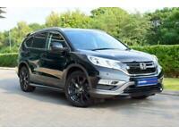 2018 Honda CR-V 2.0 i-VTEC Black Edition 5dr Auto Estate Petrol Automatic