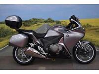 Honda VFR1200 **Panniers & Top Box, Tank Pad, Centre Stand**
