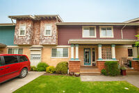 4bed Garrison Crossing townhome with fully finished basement