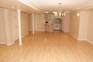 Creditview & Eglinton - Huge 1 Bedroom Basement Apartment, Aug 1