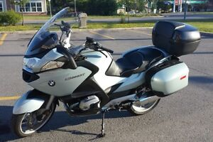 2010 BMW R1200RT motorcycle