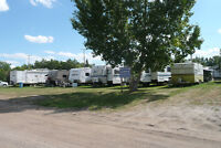 RV CAMPING SITES in KERROBERT, SK.