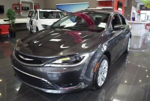 Chrysler 200 Limited *DÉMONSTRATEUR* 2016