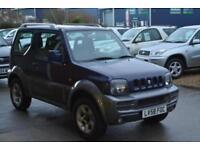 2008 SUZUKI JIMNY 1.3 VVT JLX + Auto