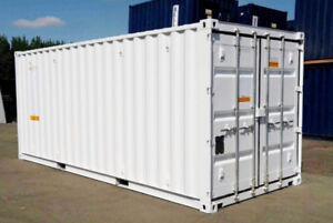20' Shipping Containers, New / One-trip (Van)